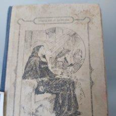 Libros de segunda mano: VIDA DE SANTA GERTRUDIS APOSTOLADO DE LA PRENSA 1927. Lote 252302355