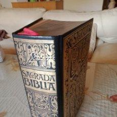 Libros de segunda mano: SAGRADA BIBLIA - EDITORIAL UNALI S.L.. Lote 253489705