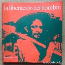 Libros de segunda mano: LA LIBERACIÓN DEL HOMBRE, EL MENSAJE DE LA BIBLIA. BRUNO DREHER. EDITORIAL VERBO DIVINO 1971.. Lote 139809326