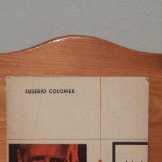 Libros de segunda mano: MUNDO Y DIOS AL ENCUENTRO. Lote 254412990