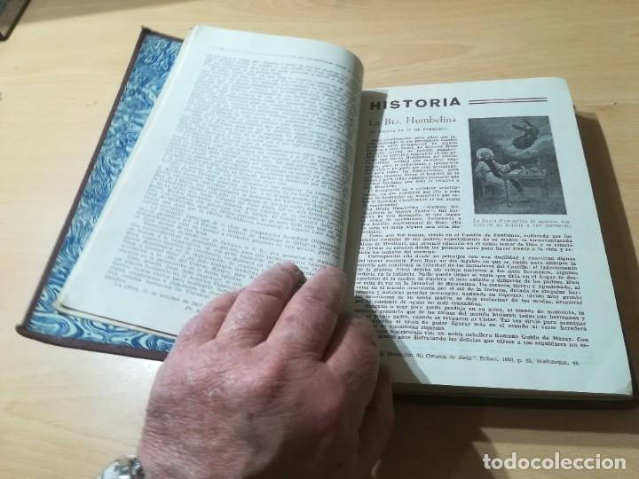 Libros de segunda mano: CISTERCIUM, REVISTA MONASTICA CISTERCIENSES / 1958 / / AG35 - Foto 9 - 254980210