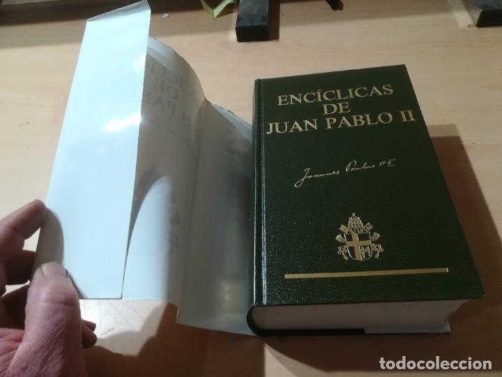 Libros de segunda mano: ENCICLICAS DE JUAN PABLO II / J A MARTINEZ PUCHE / EDIBESA / AG64 - Foto 5 - 255003515