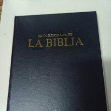 Libros de segunda mano: GUÍA ILUSTRADA DE LA BIBLIA - RBA EDITORES. Lote 255940400