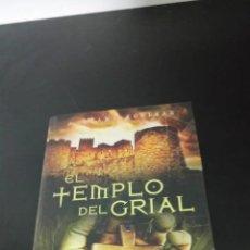 Libros de segunda mano: EL TEMPLO DEL GRIAL. Lote 257704550