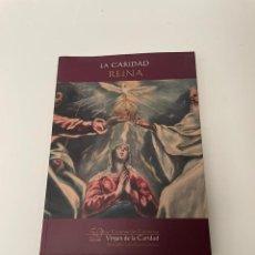 Libros de segunda mano: VIRGEN DE LA CARIDAD. Lote 258060635