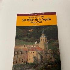 Libros de segunda mano: MONASTERIO DE SAN MILLÁN. Lote 258068180