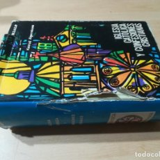Libros de segunda mano: IGLESIA CATOLICA Y CONFESIONES CRISTIANAS, CONFESIONOLOGIA / KONRAD ALGERMISSEN / RIALP / AB203. Lote 260567850