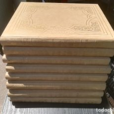 Libros de segunda mano: LA BIBLIA / 8 TOMOS - VER FOTOS / SALVAT / Z403. Lote 261258240
