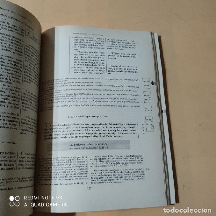 Libros de segunda mano: SINOPSIS PASTORAL DE MATEO-MARCOS-LUCAS-JUAN. 1980. BERNARDO HURAULT. EDICIONES PAULINAS. 311 PAGS. - Foto 5 - 262322175