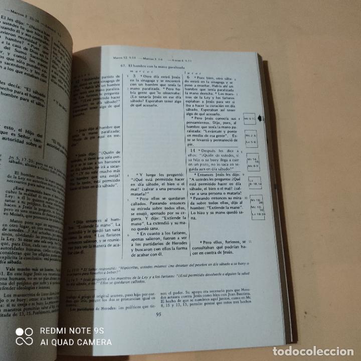 Libros de segunda mano: SINOPSIS PASTORAL DE MATEO-MARCOS-LUCAS-JUAN. 1980. BERNARDO HURAULT. EDICIONES PAULINAS. 311 PAGS. - Foto 6 - 262322175