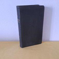 Libros de segunda mano: BREVIARIUM ROMANUM - TOMUS ALTER 1961- PRINTED IN FRANCE. Lote 262494225