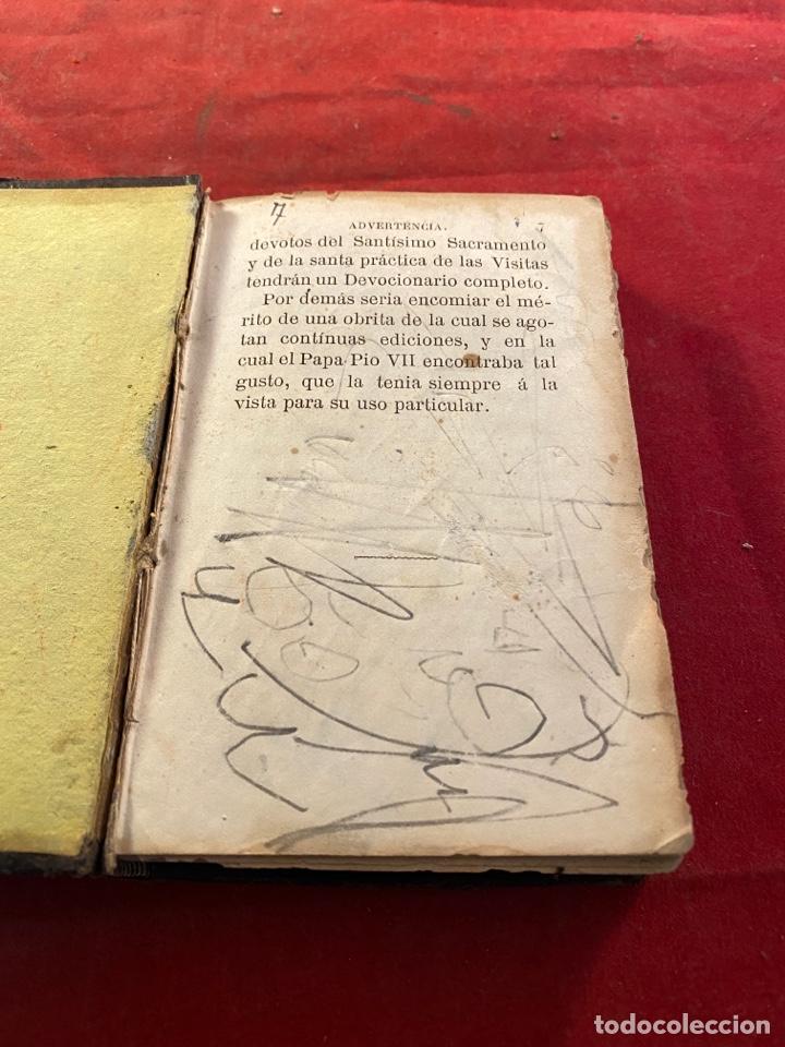 Libros de segunda mano: VISITAS - Foto 3 - 262547090