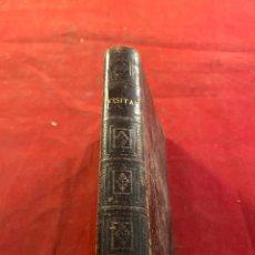 Libros de segunda mano: VISITAS. Lote 262547090