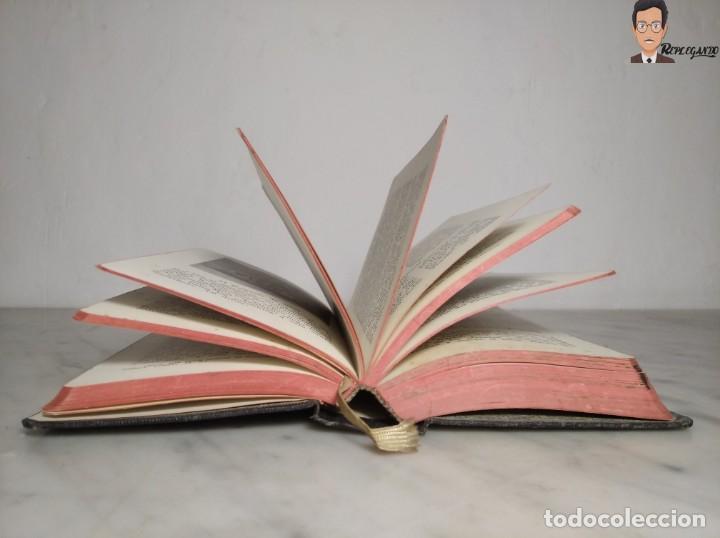 Libros de segunda mano: GUÍA DEL CRISTIANO - DEVOCIONARIO POPULAR (EDITORIIAL BALMES) BARCELONA AÑO 1944 - Foto 6 - 262586455