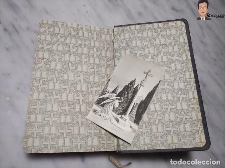 Libros de segunda mano: GUÍA DEL CRISTIANO - DEVOCIONARIO POPULAR (EDITORIIAL BALMES) BARCELONA AÑO 1944 - Foto 11 - 262586455