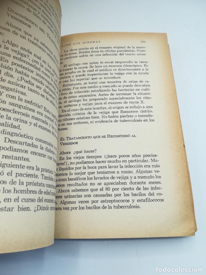 Libros de segunda mano: VIVA MAS Y MEJOR. PETER J.STEINCROHN, M.D. 1º ED 1958. COMPAÑÍA EDITORIAL CONTINENTAL. RUSTICA - Foto 5 - 262717205