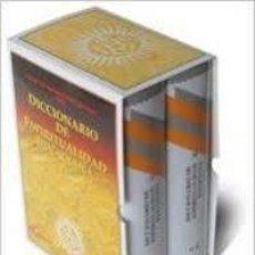 Libros de segunda mano: DICCIONARIO DE ESPIRITUALIDAD IGNACIANA. Lote 262897975