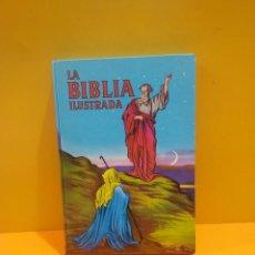 Libros de segunda mano: LA BIBLIA ILUSTRADA. ANTIGUO Y NUEVO TESTAMENTO....1990....... Lote 263659010