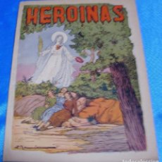 Libros de segunda mano: HEROINAS- MARQUES 1950-64 PG. PERFECTO- IMPORTANTE LEER DESCRIPCION. Lote 264690479