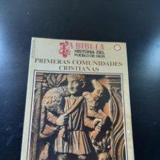 Libros de segunda mano: LA BIBLIA. Lote 264735779