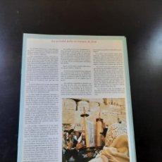 Libros de segunda mano: LA SOCIEDAD INDIA EN TIEMPOS DE JESUS. Lote 264736079