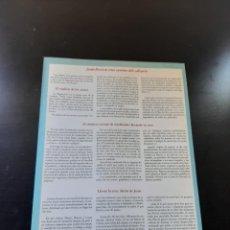 Libros de segunda mano: JESUS LLEVO SU CRUZ CAMINO DEL CALVARIO. Lote 264958889