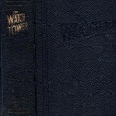 Libros de segunda mano: LA ATALAYA ANUNCIANDO EL REINO DE JEHOVÁ - ENERO A SEPTIEMBRE 1986, 17 NÚMEROS. Lote 266568188