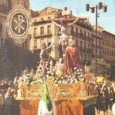 Livres d'occasion: COFRADIA DE LAS SIETE PALABRAS Y DE SAN JUAN EVANGELISTA. SEMANA SANTA DE ZARAGOZA. A-SESANTA-2205. Lote 267258339