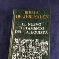 Libros de segunda mano: BIBLIA DE JERUSALÉN. Lote 267562634