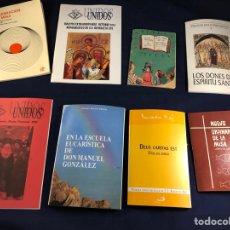 Libros de segunda mano: LIBROS RELIGIÓN. Lote 267566264