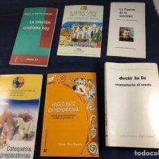 Libros de segunda mano: LIBROS RELIGIÓN. Lote 267567689