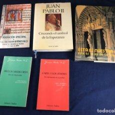 Libros de segunda mano: LIBROS RELIGIÓN. Lote 267571359