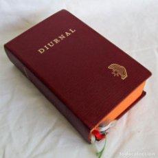 Livros em segunda mão: OFICIO DIVINO LITURGÍA DE LA HORAS DIURNAL 1987. Lote 267622959