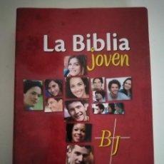Libros de segunda mano: LA BIBLIA JOVEN (EDITORIAL VERBO DIVINO). Lote 267712009