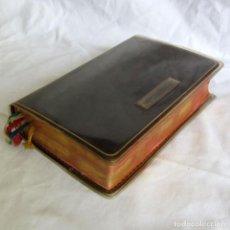 Libros de segunda mano: MISAL COMPLETO LATINO-ESPAÑOL, FRANCISCO PUYLA 1963. Lote 268446554