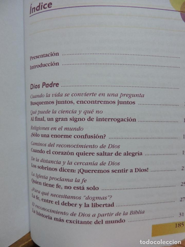 Libros de segunda mano: La belleza de la fe. Catecismo católico para la familia. HENZE, Winfried. Guadalupe Edibesa 2007 - Foto 2 - 268572629