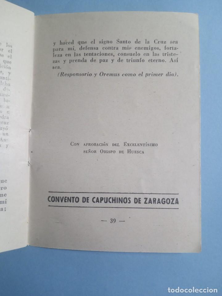Libros de segunda mano: SAN ANTONIO DE PADUA novena, devociones y estampita - Foto 4 - 268894669
