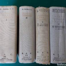 Libros de segunda mano: TEOLOGÍA MORALIS. SACRAE TEOLOGÍA.. Lote 269189098