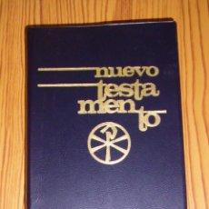 Libros de segunda mano: NUEVO TESTAMENTO / EQUIPO E.P. - 3ª ED. - EDICIONES PAULINAS, 1977. Lote 269367153