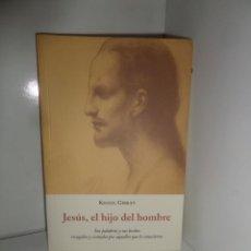 Libros de segunda mano: JESUS EL HIIJO DEL HOMBRE - KHALIL GIBRAN - EDI. OLAÑETA - DISPONGO DE MAS LIBROS. Lote 269824353