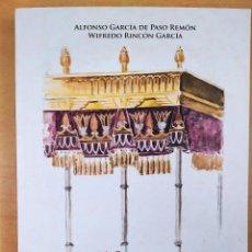 Libros de segunda mano: JESÚS NAZARENUS REX JUDAEORUM / ALFONSO GARCÍA DE PASO REMÓN - WIFREDO RINCON GARCÍA. Lote 270632913