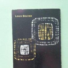 Libros de segunda mano: ¿HUMANO O CRISTIANO?. LOUIS BOUYER. Lote 270887293