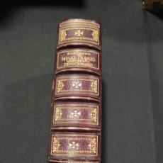 Livres d'occasion: PRECIOSO MISAL DIARIO, LATINO-ESPAÑOL,DEVOCIONARIO,1965. Lote 273017518