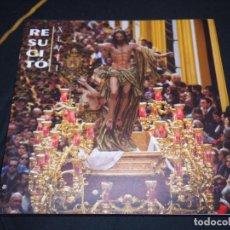 Libri di seconda mano: PRECIOSO ANUARIO DE LA HERMANDAD DE LA RESURECCION SEMANA SANTA DE SEVILLA 2015-2016. Lote 274420213
