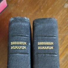 Livros em segunda mão: BREVIARIUM ROMANUM - AESTIVA - AUTUMNALIS. Lote 275594933