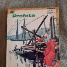 """Libros de segunda mano: LIBRO TITULADO """"EL PROFETA"""". Lote 275921878"""