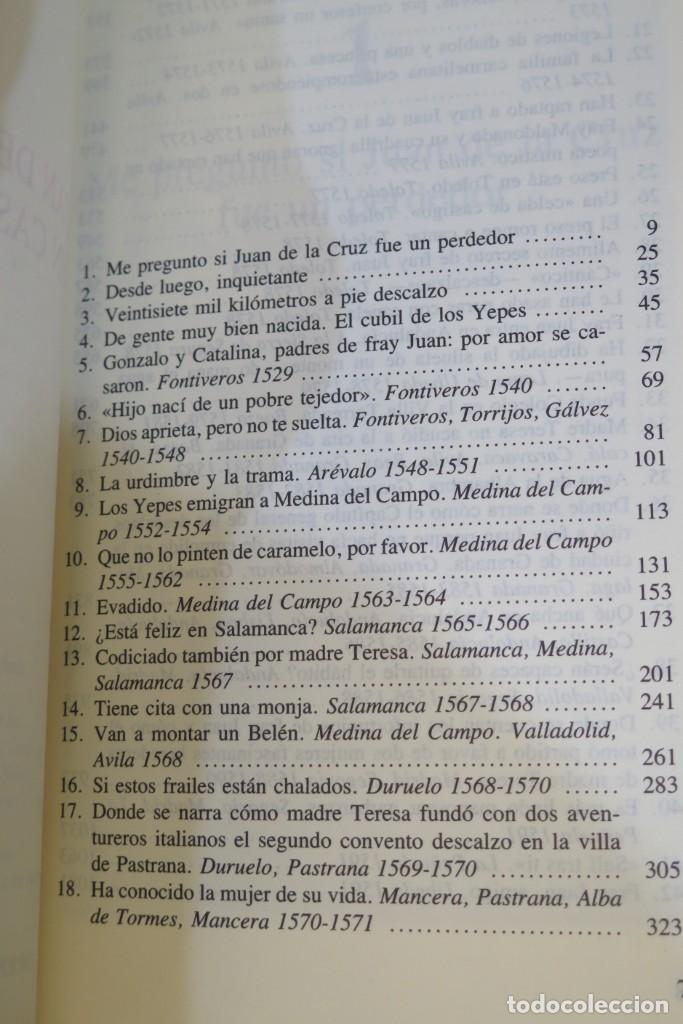 Libros de segunda mano: JUAN DE LA CRUZ. UN CASO LÍMITE. JAVIERRE - Foto 2 - 276961943