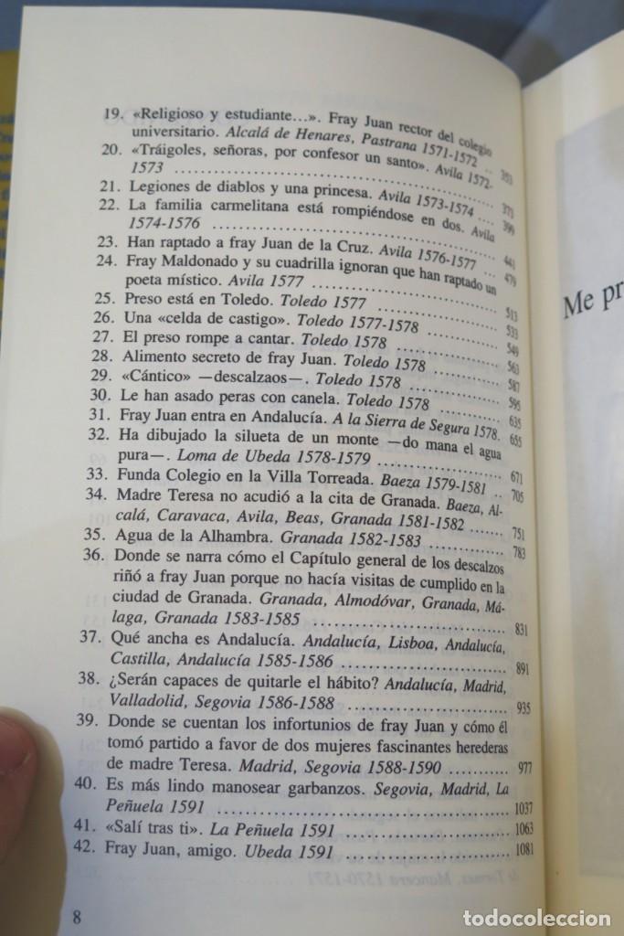 Libros de segunda mano: JUAN DE LA CRUZ. UN CASO LÍMITE. JAVIERRE - Foto 3 - 276961943
