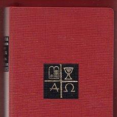 Libros de segunda mano: LECTURA CONTINUADA DE LA BIBLIA 570 PÁGINAS AÑO 1968 LE4167. Lote 277559433