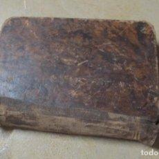 Libros de segunda mano: MEDITACIONES ESPIRITUALES DEL VENERABLE PADRE LUIS DE LA PUENTE DE LA COMPAÑIA DE JESUS 1856 TOMO VI. Lote 278182128
